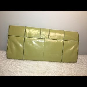 Kenneth Cole Bags - Kenneth Cole New York Leather Clutch w/Buckle